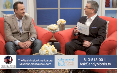 """Scott's upcoming appearance on """"Retirement Talk with Sandy Morris"""""""