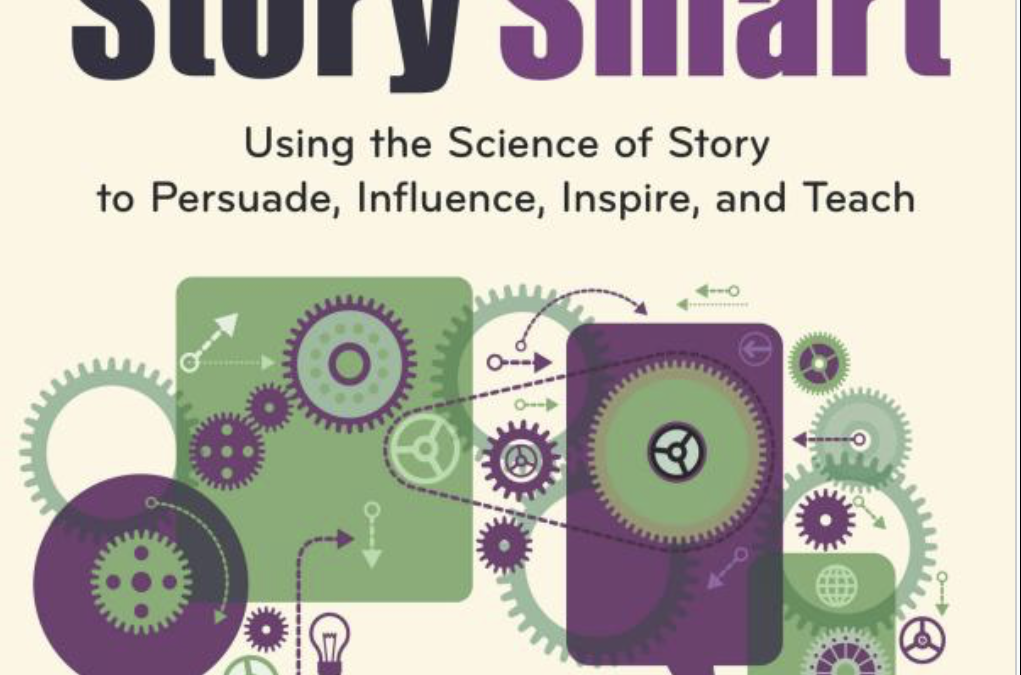 Dr Kendall Haven Author of Story Smart and Story Proof